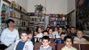 Учащиеся 3-Б класса с кл. руководителем Османовой С.Р.
