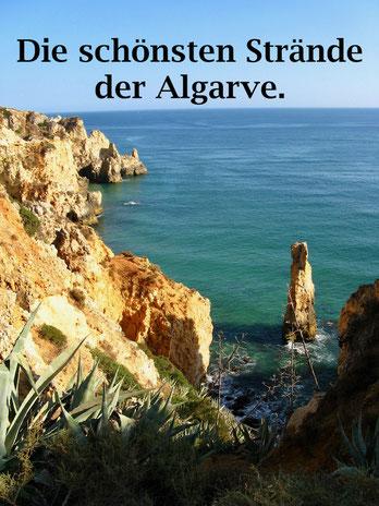 Portugal, Urlaub in der Algarve: Die schönsten Strände