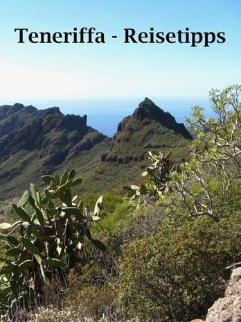 Reisebericht mit Tipps für Teneriffa Urlaub, Kanaren. Wetter, Sehenswürdigkeiten, Wandern, Ausflüge