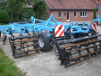 Heilers Grubber 7 - 8 Meter