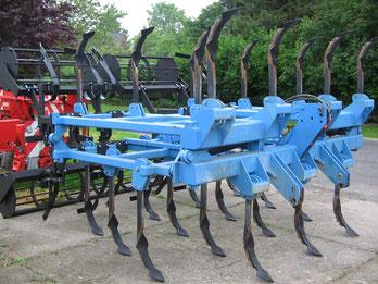 Heilers Grubber 4 - 6 Meter