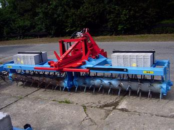 Heilers Frontpacker 4 -6 Meter