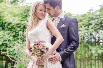 Das Brautkleid mit einem Hauch von Vintage