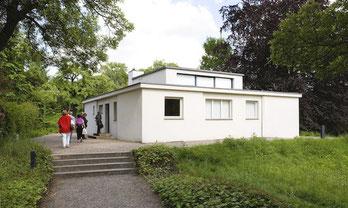 Das Versuchshaus am Horn in Weimar