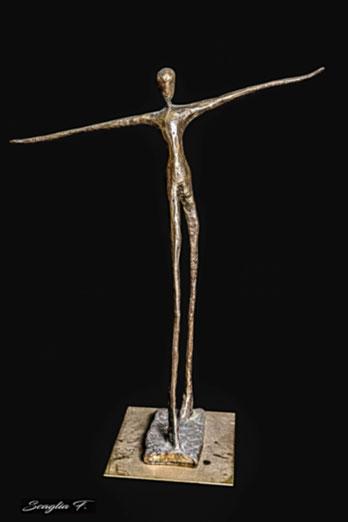 sculpture en bronze france