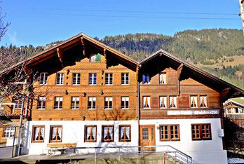 Gruppenhaus-bern.ch - Gruppenunterkünfte und Ferienwohnung im Skigebiet