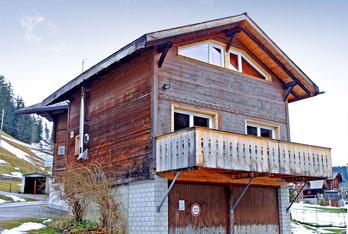 Gruppenhaus-bern.ch - Gruppenunterkünfte und Ferienwohnungen im Skigebiet