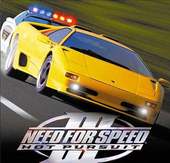 Need for Speed 3: Hot Pursuit - Cover