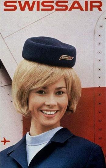 Swissair-Plakat