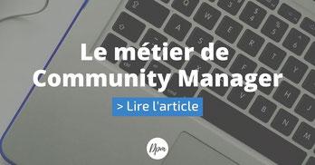 article suivant faire appel à un Community manager