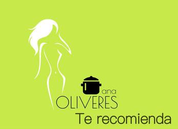 Ana Oliveres recomienda blogs para encontrar las mejores recetas