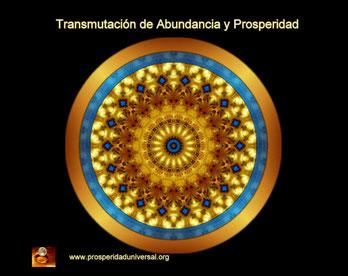 TRASMUTACIÓN DE ENERGÍAS NEGATIVAS - PROSPERIDAD UNIVERSAL