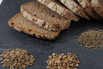 BackNatur Ferment Roggenbrot ohne Backhefe