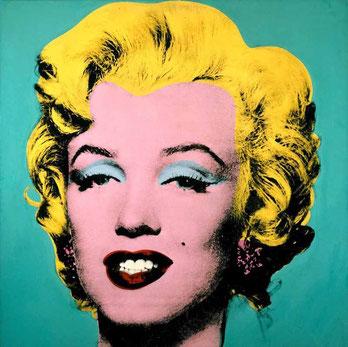 Serigrafía de Andy Warhol