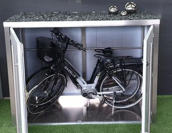 Fahrradbox