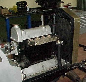 Stauffer AG Klassische Motorfahrzeugtechnik - Restauration Sizaire Frères - Bild 4