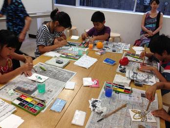 絵手紙で日本文化を再認識