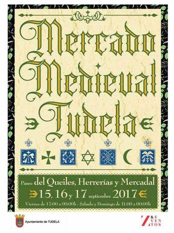 Mercado Medieval de Tudela 2015