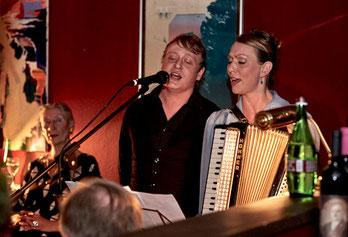 Lotti Strehlow, Pi Meier von Rouden, Stefanje Meyer · Foto: Andrea Küppers