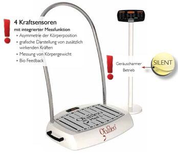 Vibrationsplatte Galileo Med L Sensor, Vertrieb, Preis, Test, Preise: www.kaiserpower.com