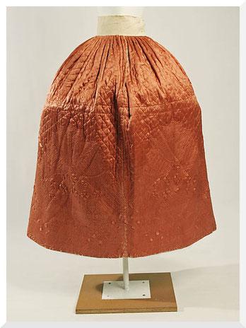 Quiltrock, 18. Jahrhundert - www.metmuseum.org
