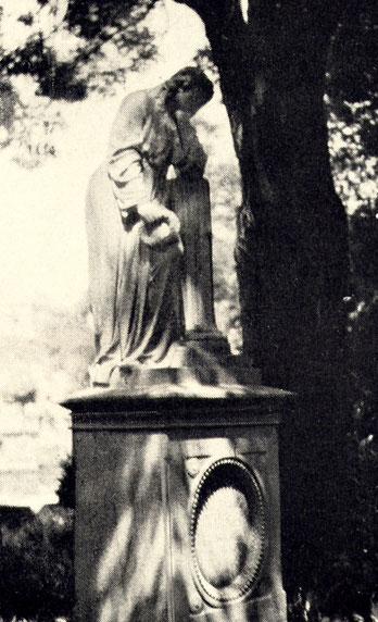 Grabstätte der Marie Louise Langsdorf geb. Schwab
