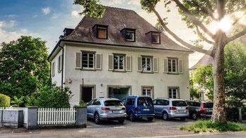 Firmensitz in Freiburg im Breisgau, Baden-Württemberg