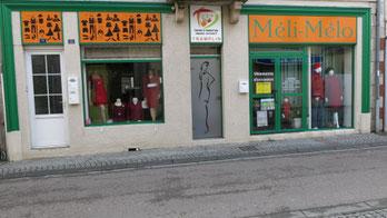 Boutique Méli Mélo Centre Social Ambazac Fraternité
