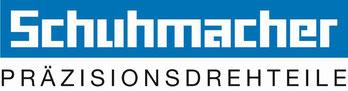 Logo Schuhmacher Präzisionsdrehteile
