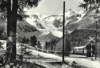 Verlag Otto Furter Davos Platz, gestempelt 10.08.1967