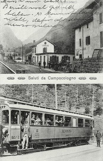 Verlag D.E. Zürich, gestempelt 29.09.1911
