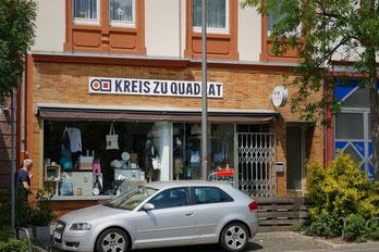 Laden Kreis zu Quadrat Bornheim