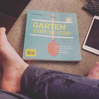 Garten Step-by-Step - mein neues Lieblingsbuch
