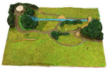 Cours de CAP (parcs et jardins) : le jardin à l'anglaise