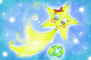 Petite Étoile Filante ill. A. Baudo