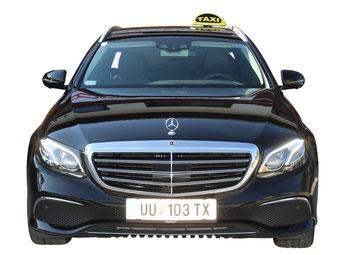Taxi Mercedes TE 350 BlueTec