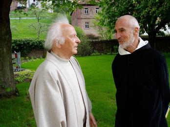 Willigis Jäger und David Steindl-Rast