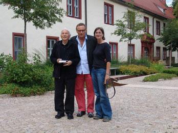 Willigis Jäger, Konstantin Wecker & Christa Spannbauer