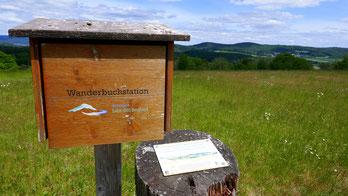 Naturpark Lahn-Dill-Bergland Wanderwege