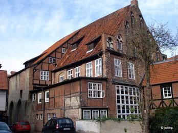Brömsehaus, Hofansicht