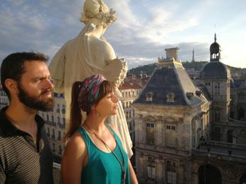 Equipe de vivre à la lyonnaise, Lyon Guide touristique, tour guide Lyon