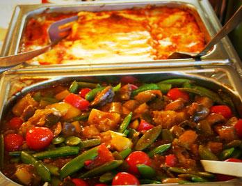Del Italia lasagne