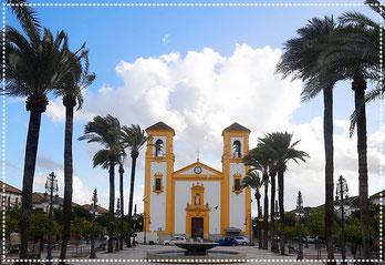 Parroquia San Vicente Ferrer-Córdoba