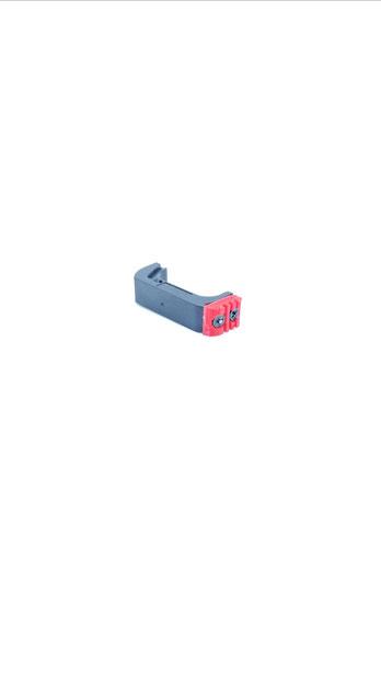Glock Sgancio Maggiorato Gen 4 / Gen 5 Bicolore Rosso e Nero TR-1 ® Upgrade