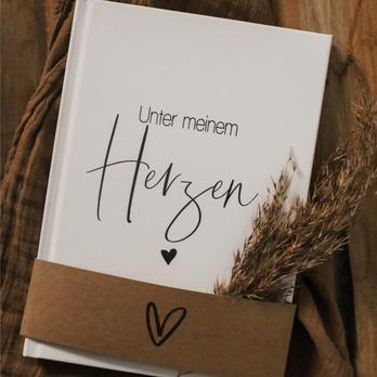 "Namensschild aus Holz ""Regenbogen"""