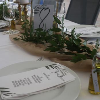 Hochzeitspapeterie Olivenzweig Olive