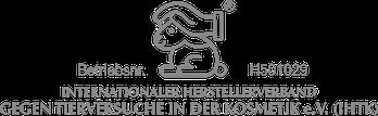 Logo Hase gegen Tierversuche