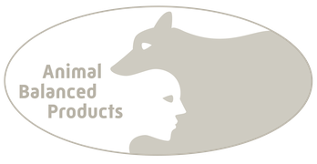 Clicker Schrift- Bildmarke Animal Balanced Products