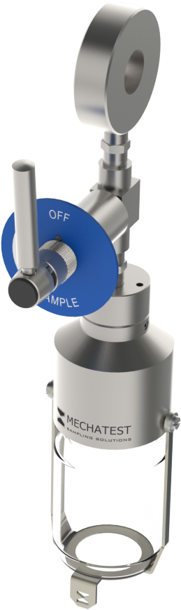 Mechatest Liquid Sampling Solution type ECO Sampler