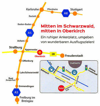 Anfahrtsplan Grafik